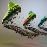 О технологии Nike Anti-Clog Traction