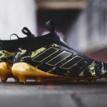 Именные бутсы Adidas ACE 17+ Purecontrol «Paul Pogba».