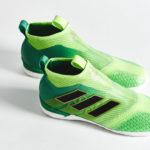 Турфы Adidas Ace 17+ Tango Purecontrol «Solar Green»