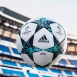 Мяч для Лиги Чемпионов 2017/18