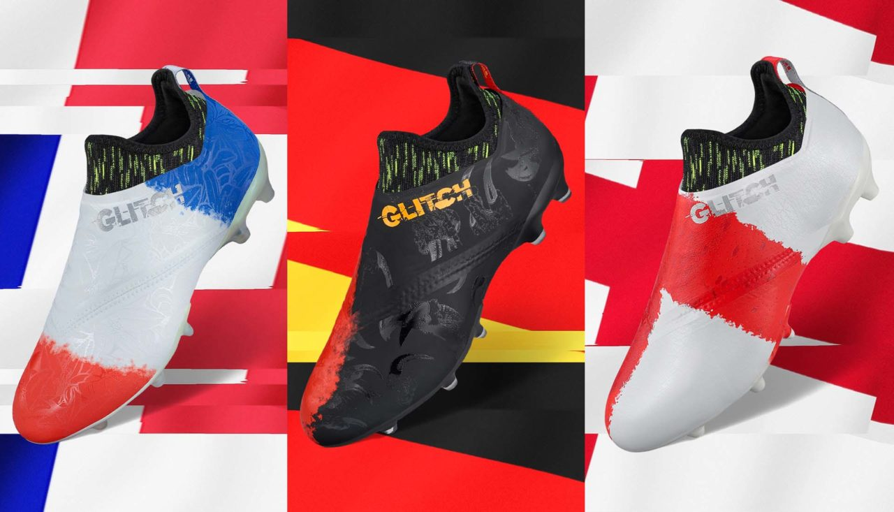 Adidas Glitch World Cup